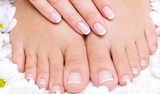 Необходимо поддерживать здоровье ногтей