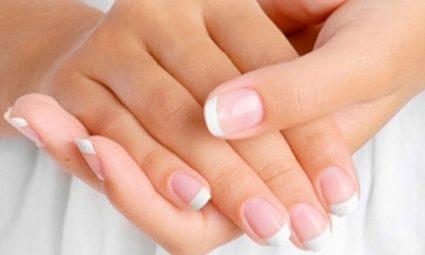 Здоровые ногтевые пластины радуют обладателя