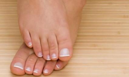 Ножки подвержены атакам многих инфекций