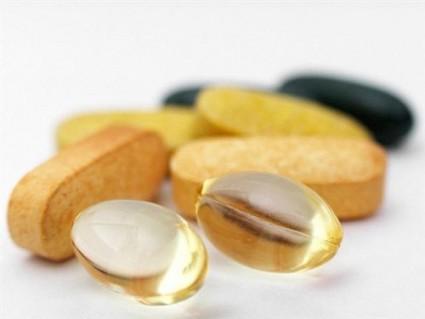 В зимний период времени выручат витаминные комплексы