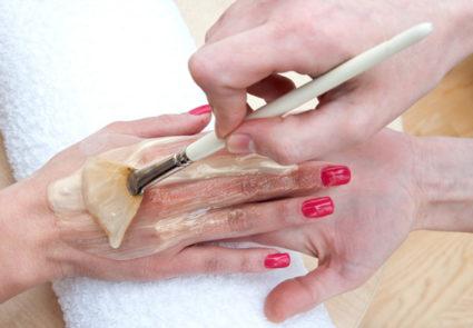 Спа процедуры обогащают кожу и ногтевые пластины витаминами
