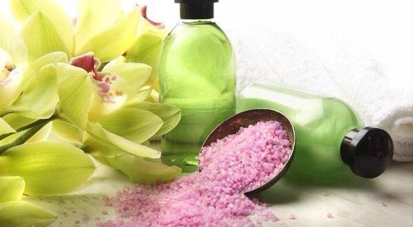 Соль - обязательный ингредиент многих косметических процедур