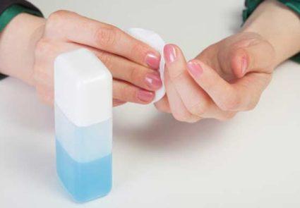 Аккуратно обращайтесь с химическими жидкостями