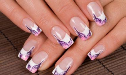 Помочь быстро удлинить ногти может наращивание