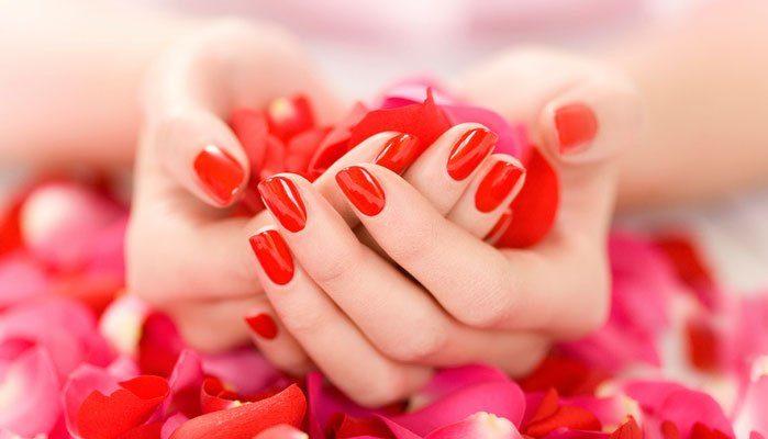 Здоровые ногти показательно здоровья организма