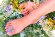 Здоровые ножки приковывают взгляд