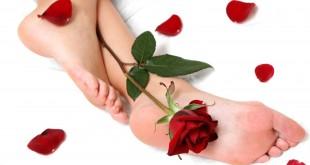 Неприятные ощущения на коже и ноготках ног не добавят легкости вашей походке