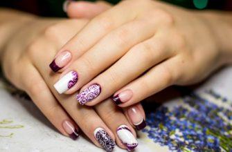 Красивые ногточки могут поднять настроение