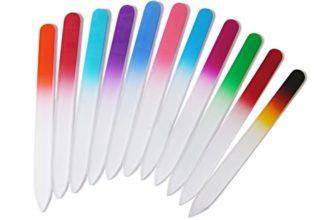 Пилки используют как для ногтевых пластинок, так и для кожицы вокруг