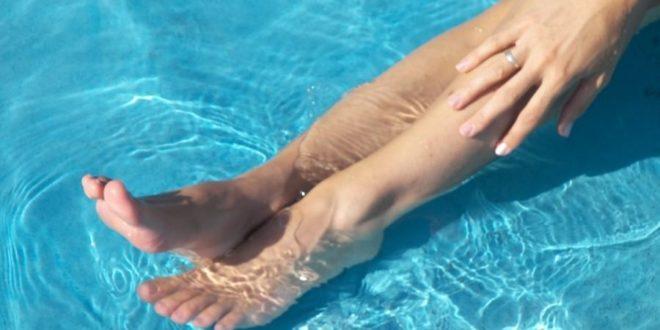 Ножки требуют заботы и внимания