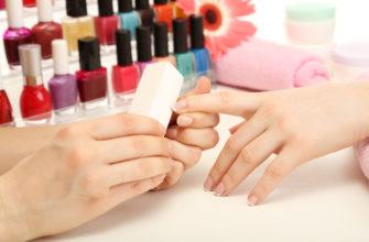 Не забывайте об осторожности, придавая красивый внешний вид ногтям
