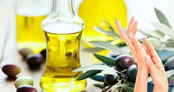 Масла оливок издревле использовались для поддержания красоты